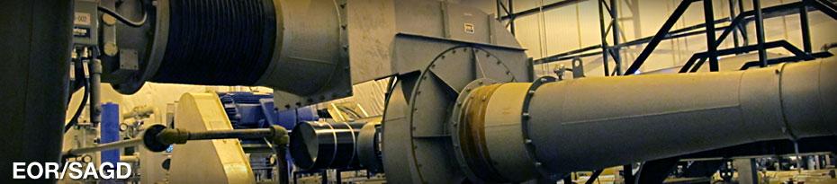 OTSG For Enhanced Oil Recovery EOR/SAGD