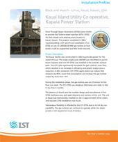 Kauai Island Utility OTSG GTI