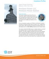 Pinelawn Power LLC OTSG