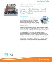 Wuppertaler Stadtwerke AG OTSG