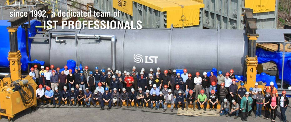Finding Better Ways to reliably generate steam with OTSG (Once Through Steam Generators) from IST