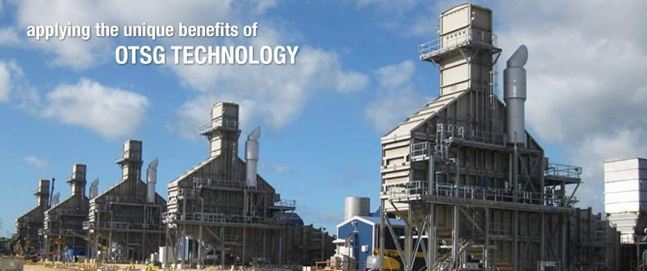 Applying the unique benefits of OTSG (Once Through Steam Generators) from IST