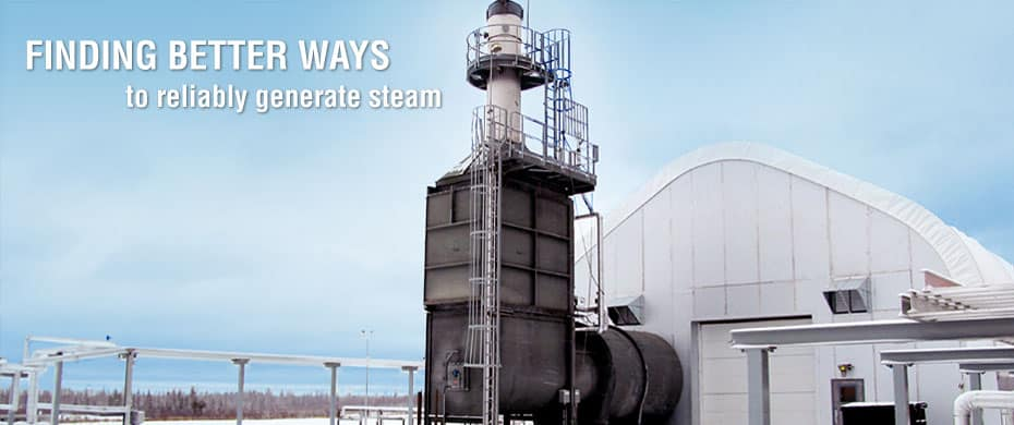 Improving efficiencies for EOR/SAGD POWERGEN Enhanced Oil Recovery from IST